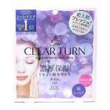 Kose Clear Turn Super Premium Fresh Mask Super Moist Skin 3pcs
