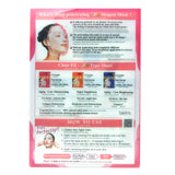 Kracie Hadabisei 3D Shaped Facial Mask My Favorite Pack 9pcs