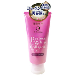 Shiseido Senka Pearfect Whip Collagen In Facial Wash