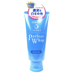 Shiseido Senka Perfect Whip Foam Facial Wash