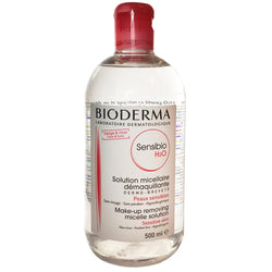 Bioderma Sensibo H2O Makeup Removing Micelle Solution 500ml