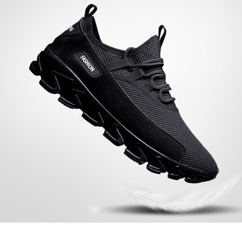 meilleure sélection c5f9e 0dbc7 New Mesh Running Blade Warrior Shoes For Man