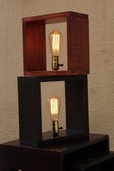 Squared Table lamp