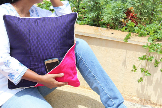 Nerale-Corner Pocket Cushion Covers