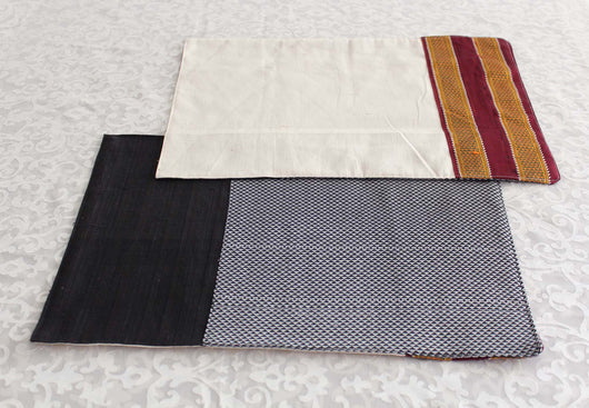 Khadi & Khana Reversible table place mats