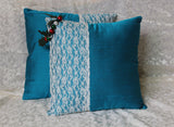 Icy Blue-Cushion Cover
