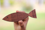 Smart Bass-Fish Bookmark