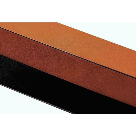 Midgard Menswear | Kore Essentials Belts | Smooth Leather Belts