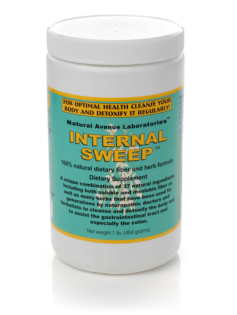 INTERNAL SWEEP™ (6 Packs) - Colon Cleanse Fiber Powder