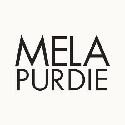 Mela Purdie - buy from Weekends on 2nd Ave at weekends.com.au or visit our shop at Second Ave Plaza on the corner of Beaufort Street & Second Avenue Mount Lawley WA