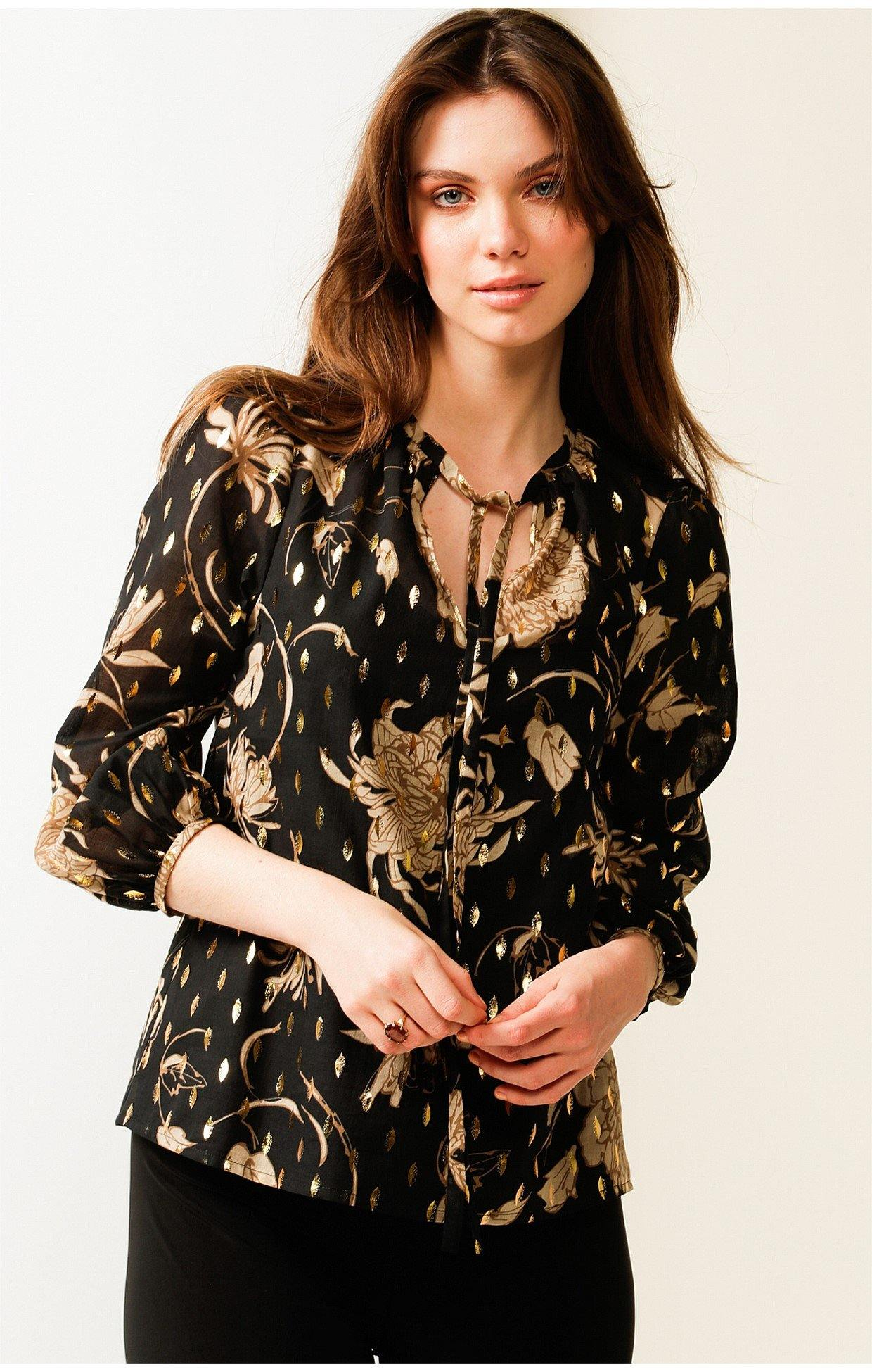 Breakfast Creek Blouse by Sacha Drake - Weekends on 2nd Ave