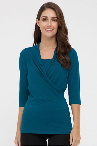 Bamboo Body 3/4 Sleeve Grace Top | Buy Online at Weekends