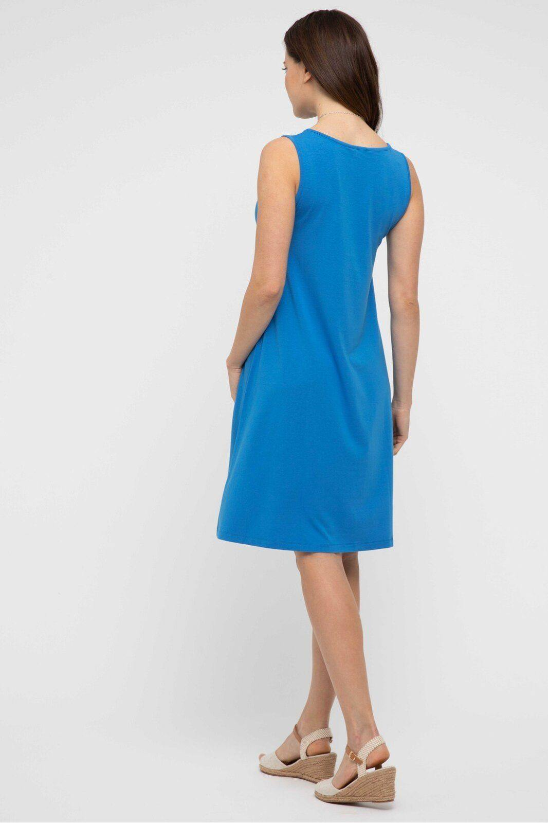 Bamboo Body Adele Dress - French Blue style {{product.sku}} - buy from Weekends on 2nd Ave at {{shop.url}} or visit our shop at Second Ave Plaza on the corner of Beaufort Street & Second Avenue Mount Lawley WA
