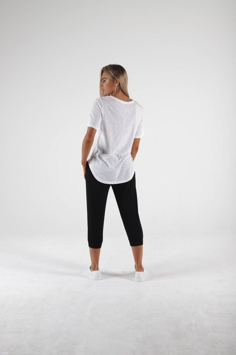 La Vie Tee by Betty Basics - Weekends on 2nd Ave