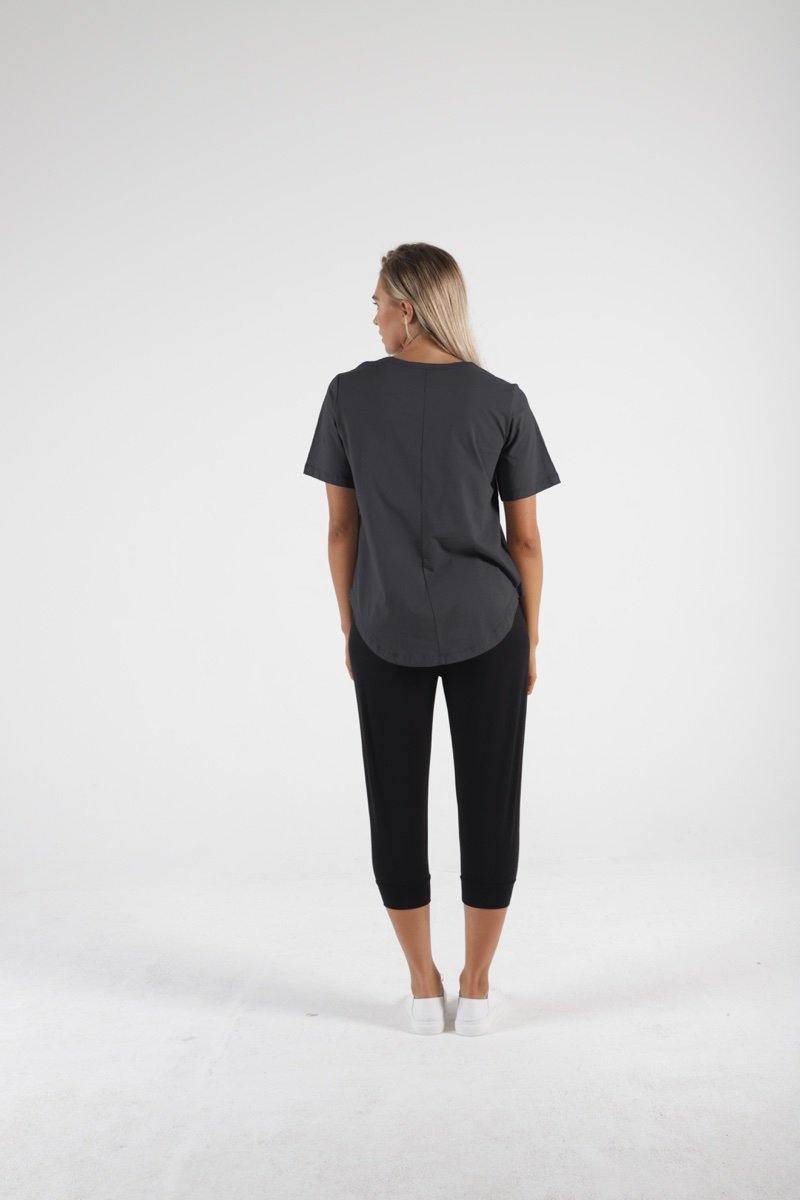 Pardon Moi Tee by Betty Basics