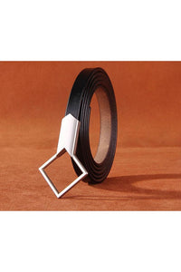Bug & Bear Genuine Leather Knot Tie Sash Belt - Weekends on 2nd Ave - Accessories