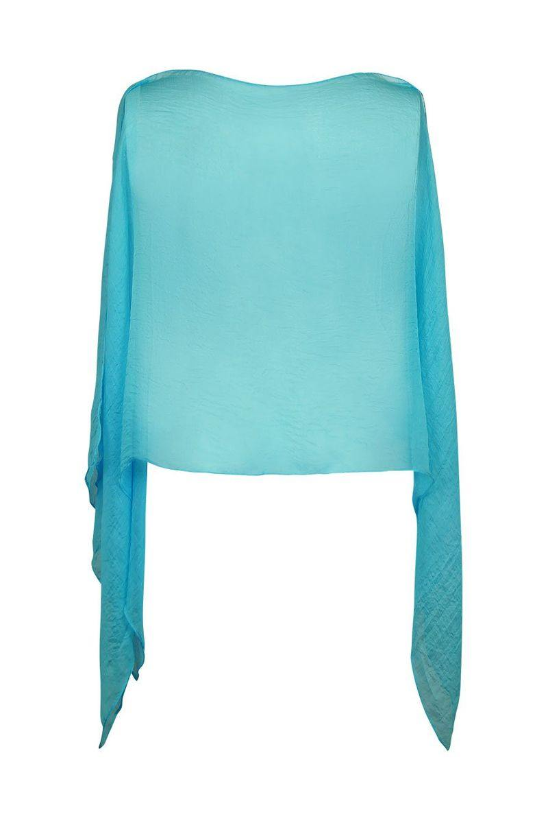 All The Ways Sheer Top - Caroline Morgan | Buy Online at Weekends