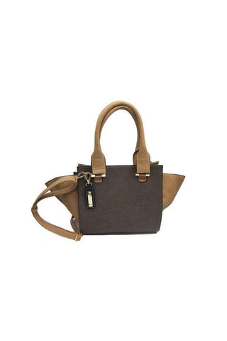 Conti Moda Faux Leather Handbag