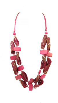 Spiral Necklace - Conti Moda | Buy Online at Weekends