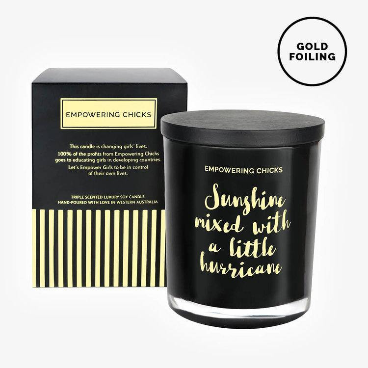 Triple Scented Soy Candle - Poolside Mango Nectar Bellini - Weekends on 2nd Ave