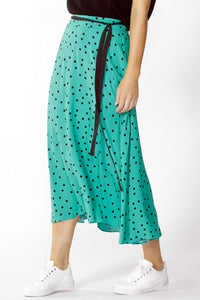 Fate + Becker Ophelia Midi Skirt | Buy Online at Weekends