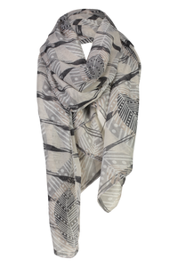 FOIL Looking Lush Scarf - Weekends on 2nd Ave