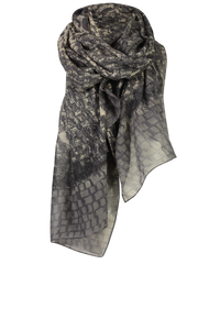 FOIL Up In Smoke Scarf - Weekends on 2nd Ave