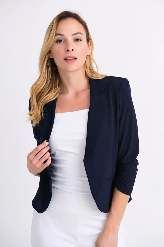 Cover Up Blazer by Joseph Ribkoff - Weekends on 2nd Ave - Joseph Ribkoff