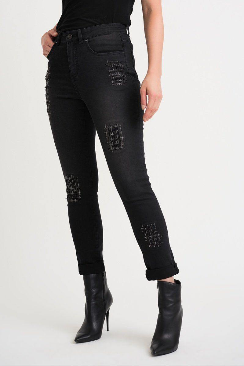 Embellished Jeans by Joseph Ribkoff - Weekends on 2nd Ave - Joseph Ribkoff