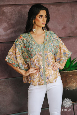 Gaby Top from Lula Soul