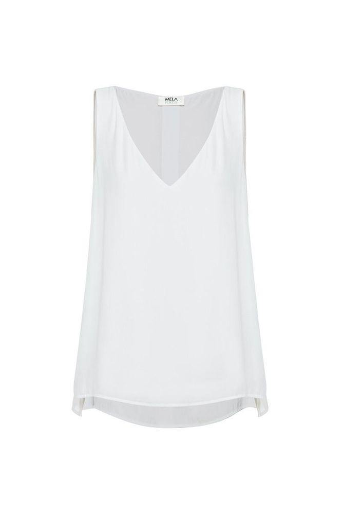 Audrey Tank in Mache from Mela Purdie - Weekends on 2nd Ave