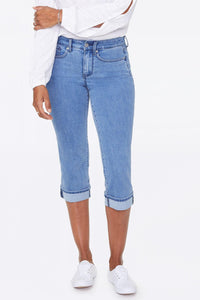 Marilyn Straight Crop Jeans by NYDJ