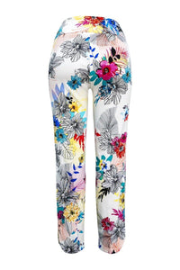 Summer Petal Split pant by Up!