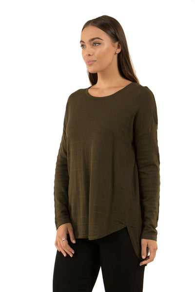 Caroline Morgan Basic Pullover KP503317-Caroline Morgan-Weekends