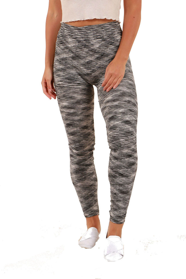 Caroline Morgan Slim Cut Pull Up Legging LG502723-Caroline Morgan-Weekends