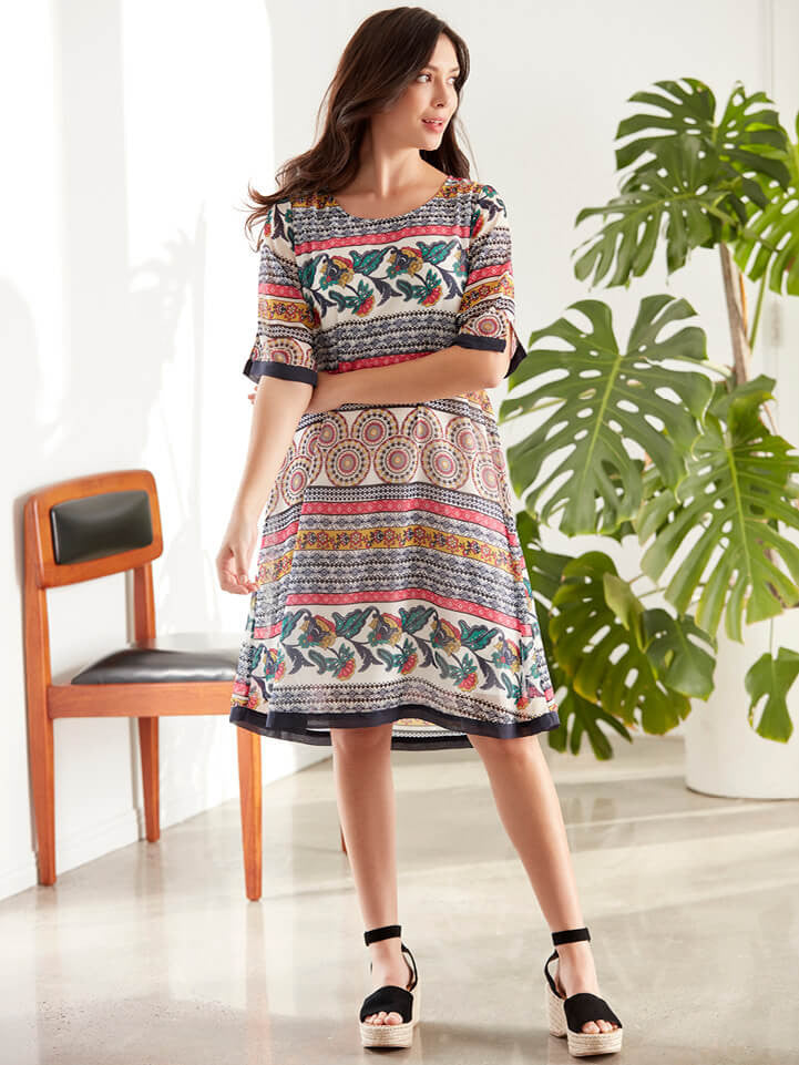 Marco Polo Resort Dress