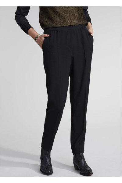 Lauren Vidal Crepe Pants with Straps PH8395-Lauren Vidal-Weekends
