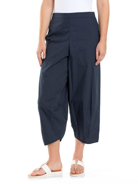Marco Polo Cropped Full Leg Pant YTMS98023-Marco Polo-Weekends