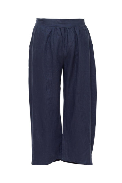 Marco Polo Cropped Relaxed Pant YTMS98024-Marco Polo-Weekends
