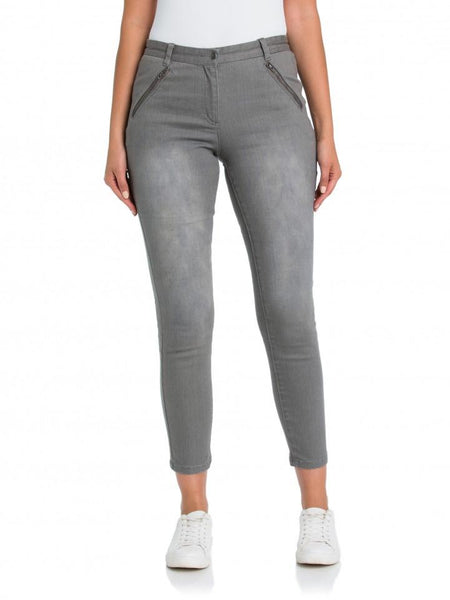 Lauren Vidal Crepe Pants with Straps PH8395