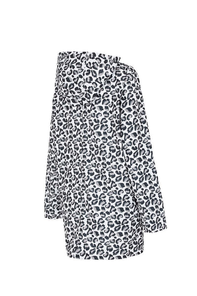 PAQME Leopard Anyday Raincoat-PAQME-Weekends
