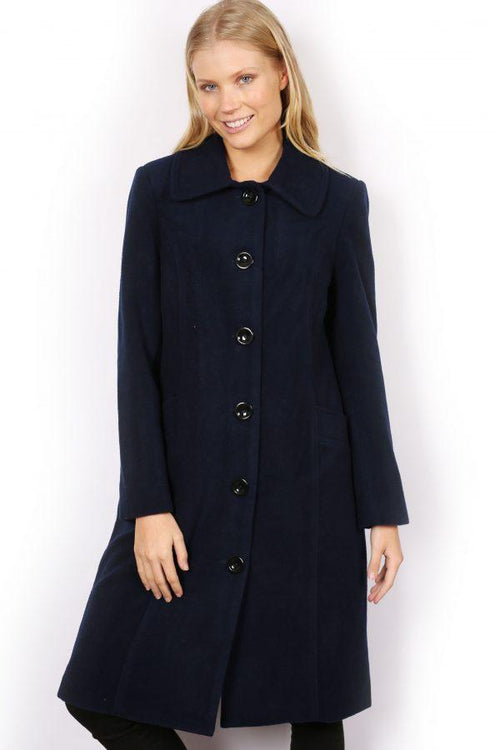 Sabena Long Line Coat S213003-W19-Sabena-Weekends