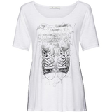 T-Shirt Turnschuhe in White by Monari 403533MNR-Monari-Weekends