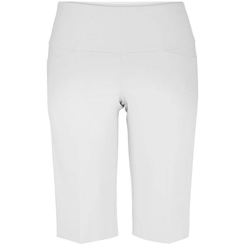 Techno Illusion Short in White by Up!