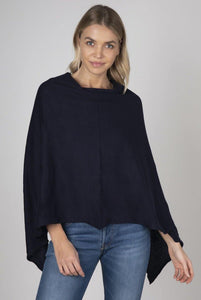Poncho in various colours by Zaket & Plover - Weekends on 2nd Ave