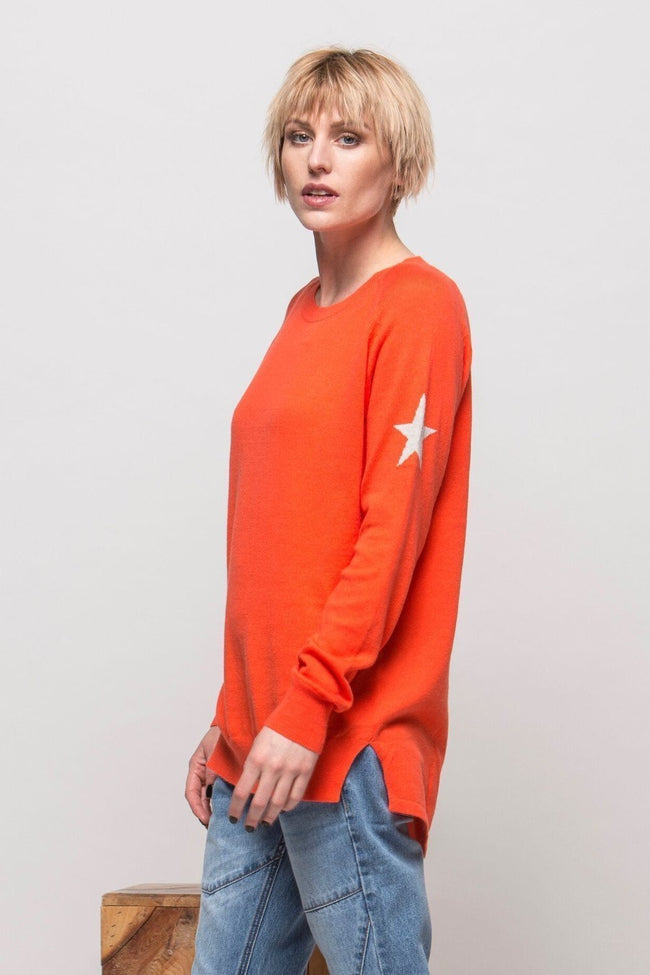 Z&P Tattoo Star Pullover-Z&P-Weekends