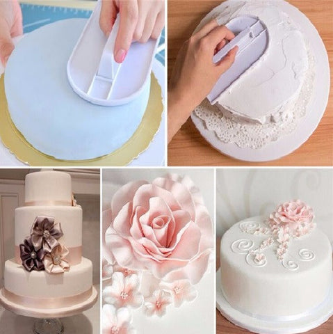 Cake Surface Polishing Tools