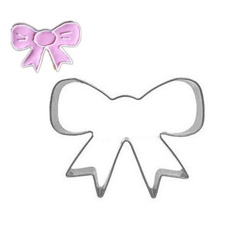 Cute Bow Cookie Cutter