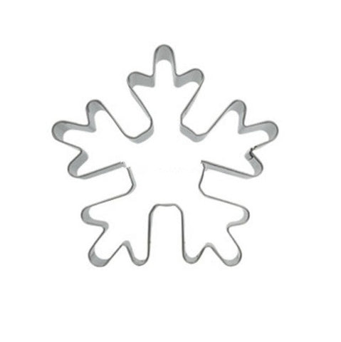 Christmas Snow Cookie Cutter