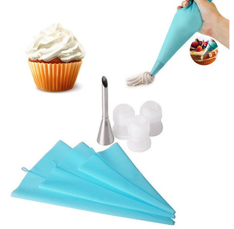 7Pcs Fondant Cake Decorating Tools